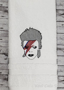 Billy Idol Towel
