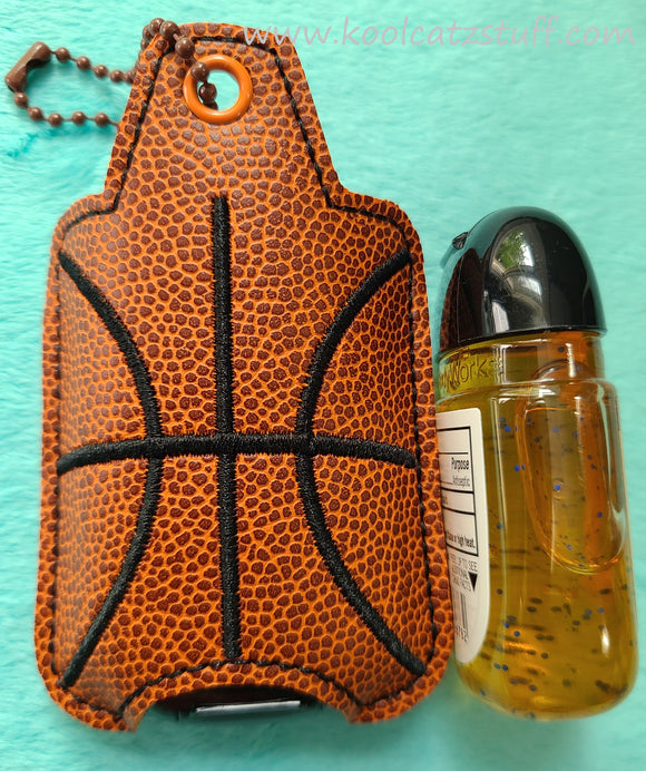 Basketball Hand Sanitizer Holder