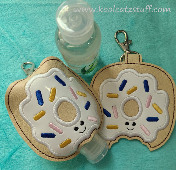Donut Hand Sanitizer Holder