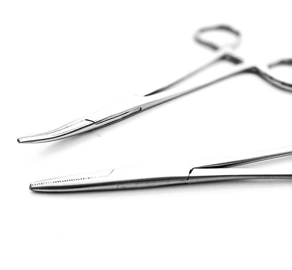 Hemostat Locking Forceps 5