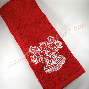 Angel Towel - Kool Catz Stuff