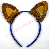 Cat/Fox/Pig Ear Headband - Kool Catz Stuff
