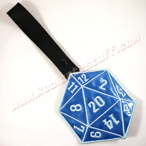 D20 Dice Towel Holder - Kool Catz Stuff
