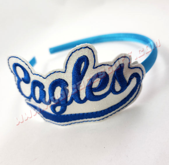 Eagles Headband Slider - Kool Catz Stuff