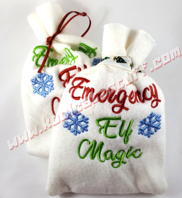 Emergency Elf Magic Bag - Kool Catz Stuff