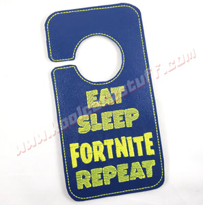 Fortnite Door Hanger - Kool Catz Stuff