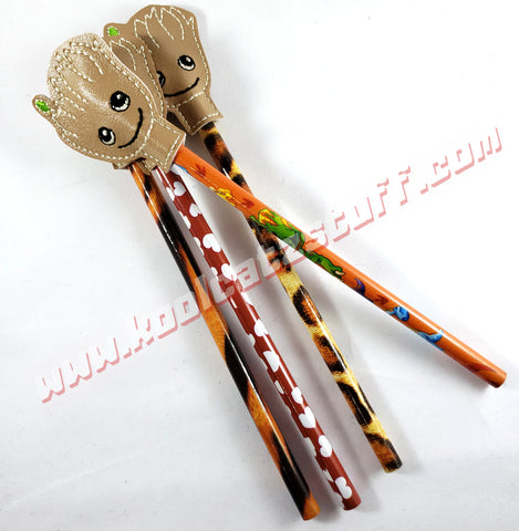 Bookmarks & Pencil Toppers