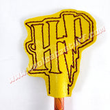 Harry Potter (HP) Pencil Topper - Kool Catz Stuff