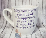 HR Approved Ways Glassware
