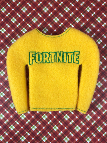 Fortnite Elf Shirt