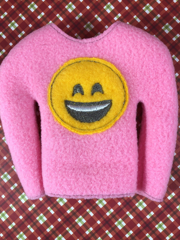 Smiley Emoticon Elf Shirt - Kool Catz Stuff