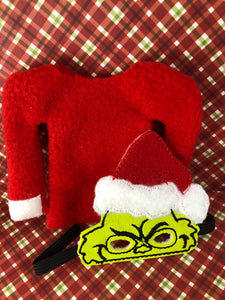 Grinch Elf Costume - Kool Catz Stuff
