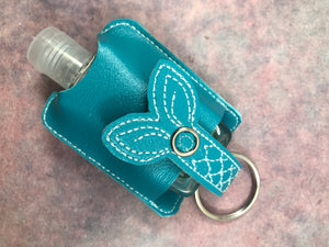 Mermaid Hand Sanitizer Holder - Kool Catz Stuff