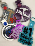 Fortnite Various Keychains