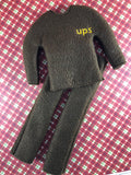 UPS Driver Elf/Doll Shirt - Kool Catz Stuff