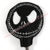 Jack Skellington Pencil Topper