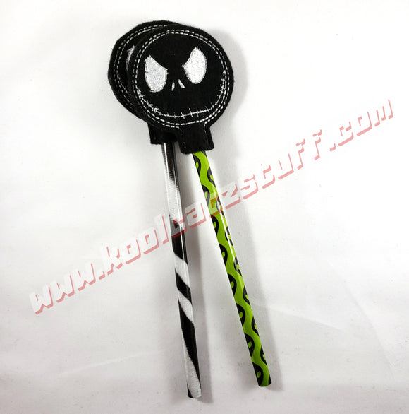 Jack Skellington Pencil Topper - Kool Catz Stuff