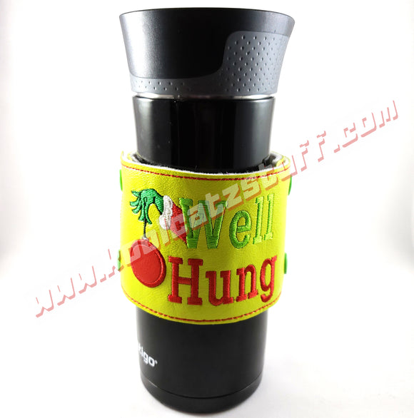 Well Hung Mug Wrap - Kool Catz Stuff