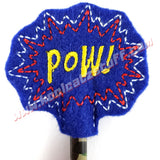 POW Pencil Topper - Kool Catz Stuff