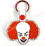 Pennywise Keychain