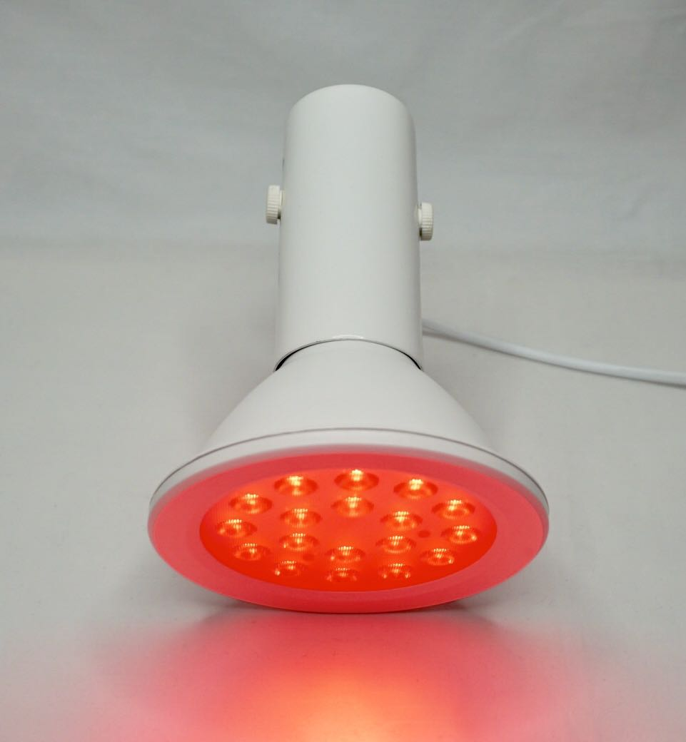 LED Red Light Therapy Near-Infrared Therapy Kits, Portable with Lamp Holder