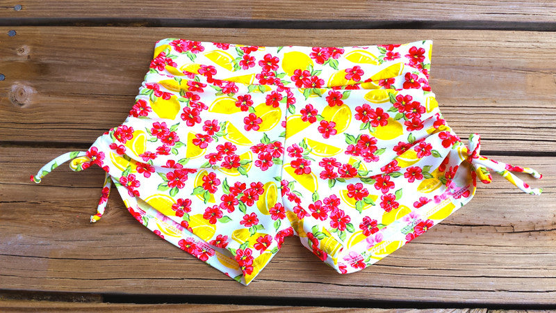 Yoga Shorts *Lemonlicious