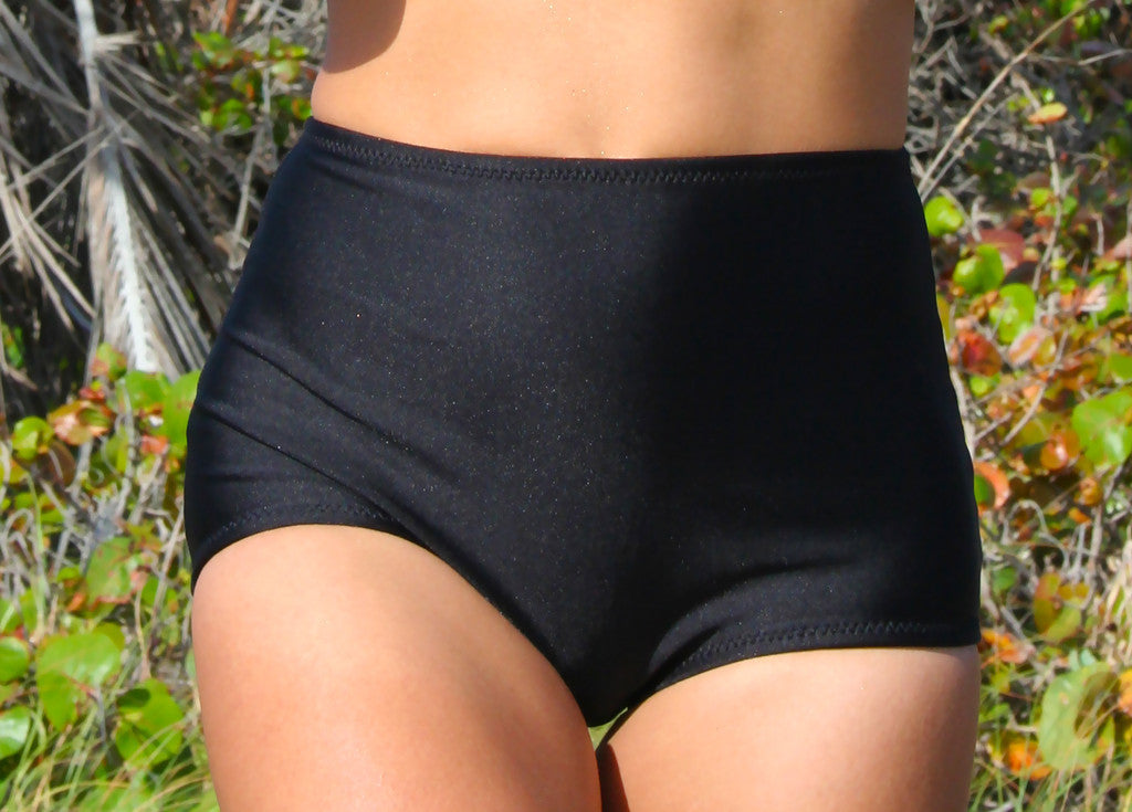 In Stock/On Sale 50% off. Bad Betty High Waist Bottom in stock: S,XL,2XL