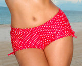Rumble Rita Drawstring side Yoga Shorts