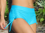 Ocean Drive Adjustable Drawstring-side Shorts
