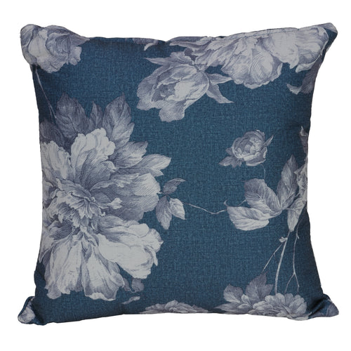 Cortesi Home Chintz Decorative Square Accent Pillow