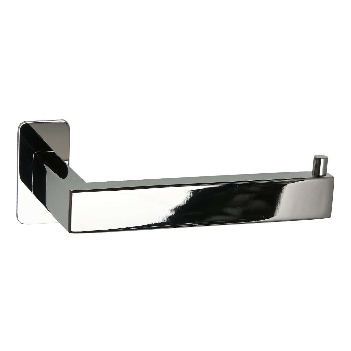 Rikke Contemporary Stainless Steel Wall Mounted Toilet Paper Holder, Chrome