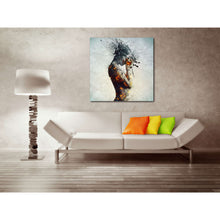 "Cortesi Home 'Deliberation' by Mario Sanchez Nevado, Canvas Wall Art, 26""x26"""