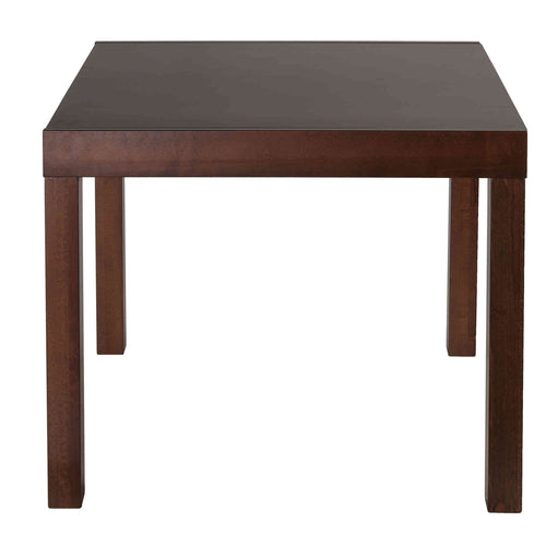Cortesi Home Anderson Expanding Dining Table in Walnut Finish