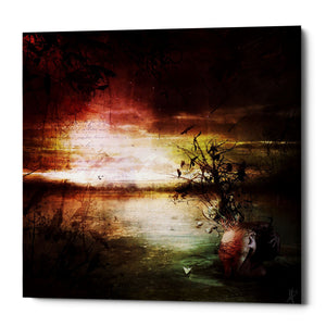 "Cortesi Home ""Alone"" by Mario Sanchez Nevado, Giclee Canvas Wall Art"