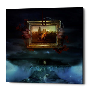 "Cortesi Home ""Dangerous Dreams"" by Mario Sanchez Nevado, Giclee Canvas Wall Art"