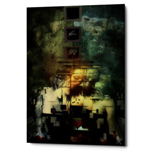 "Cortesi Home ""Divided"" by Mario Sanchez Nevado, Giclee Canvas Wall Art"