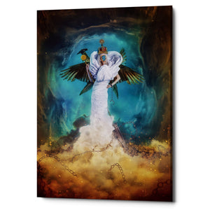 "Cortesi Home ""Emperor of Nothing"" by Mario Sanchez Nevado, Giclee Canvas Wall Art"