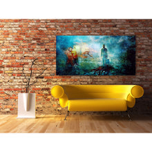 "Cortesi Home ""Grief"" by Mario Sanchez Nevado, Giclee Canvas Wall Art"