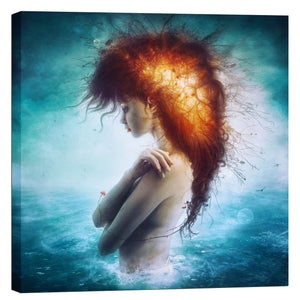 "Cortesi Home ""Nirvana"" by Mario Sanchez Nevado, Giclee Canvas Wall Art"