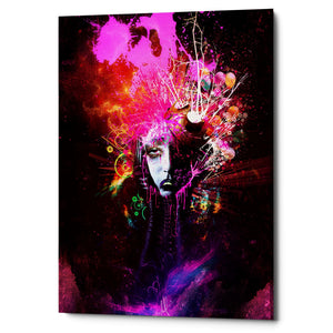 "Cortesi Home ""Overdose"" by Mario Sanchez Nevado, Giclee Canvas Wall Art"