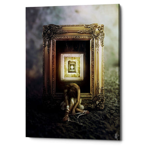 "Cortesi Home ""Shrink"" by Mario Sanchez Nevado, Giclee Canvas Wall Art"