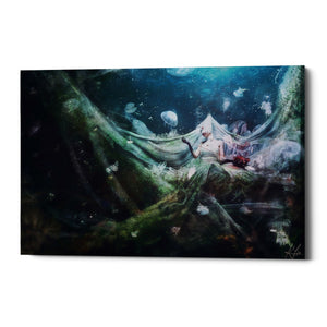 "Cortesi Home ""Unravel"" by Mario Sanchez Nevado, Giclee Canvas Wall Art"