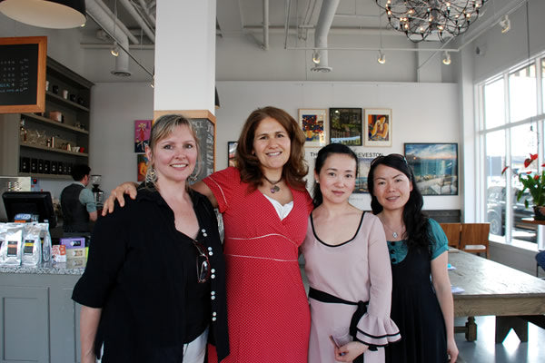 Rocanini Art Event Steveston