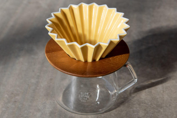 Origami Dripper only  - Size Small - Rocanini Coffee Roasters
