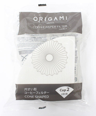 Origamic Paper Filter - Rocanini Coffee Roasters