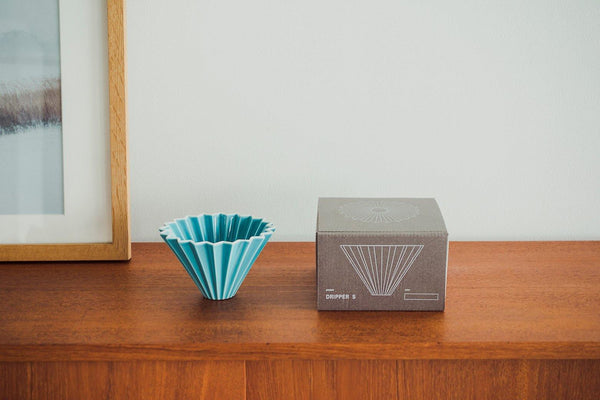 Origami Dripper only -  Size Medium - Rocanini Coffee Roasters