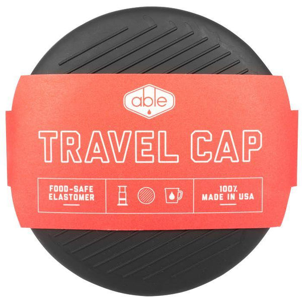 Able Travel Cap for Aeropress - Rocanini Coffee Roasters