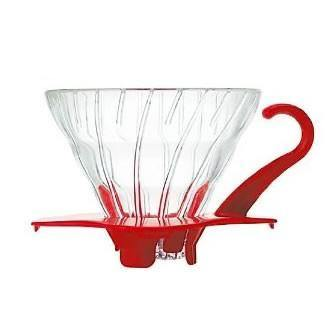 Hario Glass v60 Coffee Dripper #01