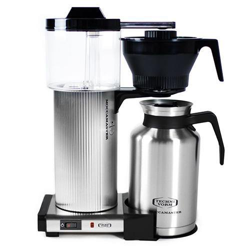 Coffee Brewer | Technivorm Moccamaster Thermal Jug Coffeemakers + 2 months 3 bags coffee Subcription - Rocanini Coffee Roasters