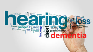 Hearing Loss And Dementia Are Linked